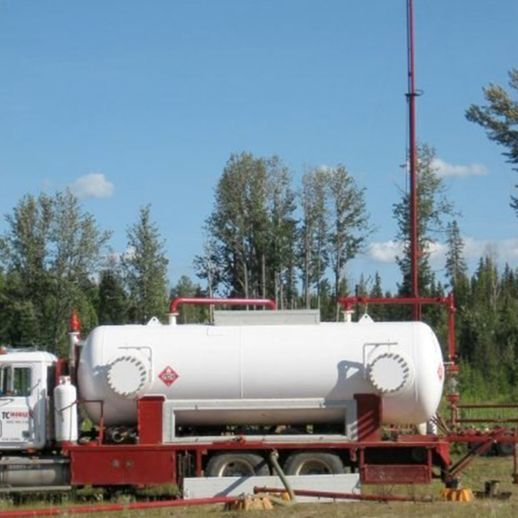oilfield production testing